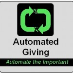 AUTOMATIC GIVING